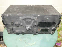 BC348, BC-348-R, USAF, FLYING FORTRESS, WW2, RADIO RECEIVER, BELMONT RADIO CORP