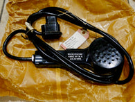 MICROPHONE No. 16, ZA32986, MICROPHONE WITH LEAD & PLUG FOR WIRELESS SET No. 18 No.68  WS18 WS68 NEW IN BOX