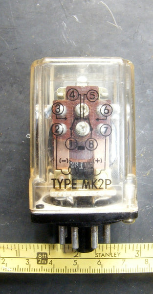OCTAL RELAY MK2P 230V - MULLARD MAGIC