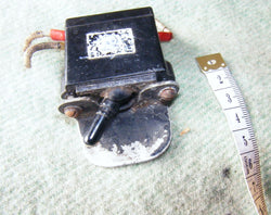 AIRCRAFT, 20A SWITCH, D.5426, DATED 1957 FROM ENGLISH ELECTRIC CANBERRA