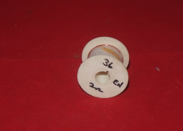 2OZ REEL, 36 SWG,  COPPER WIRE, FOR COIL WINDING,