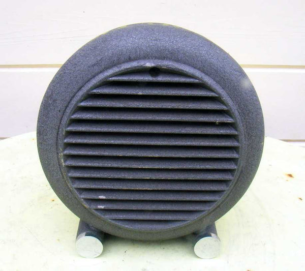 EDDYSTONE S-811 CAT NO. 688B DIECAST ROUND SPEAKER - 7INS DIA - THE RARE BIG  ONE!