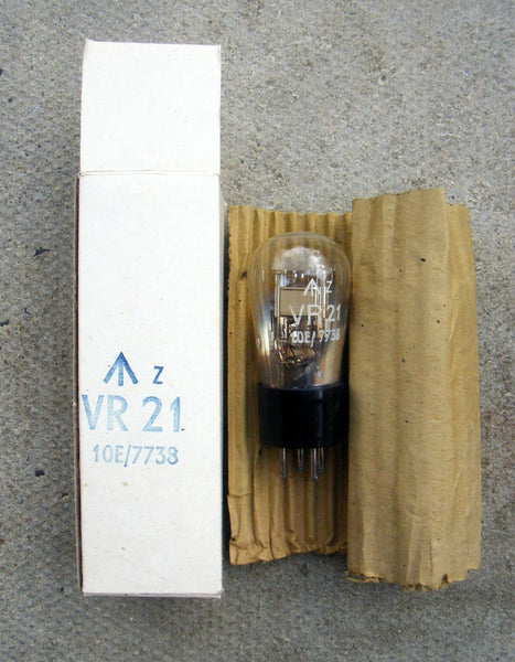 VR21, 210LF, AR9, CV1021, CV1307, L21, L2, 10E/7738, BATTERY OUTPUT TRIODE NEW