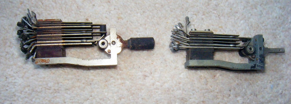 GPO, Post Office, Lever Key Switch, VARIOUS