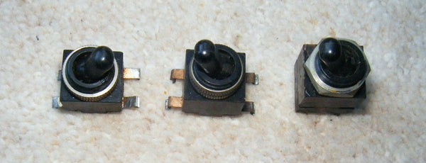 10F/10338 R1155 SWITCH 2PST EX EQUIPT