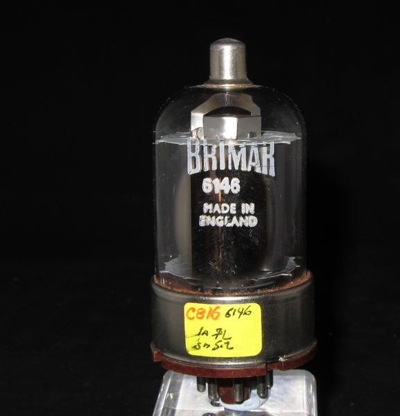 6146, BRIMAR, CV3523,  QE05/40, QV06/20, TESTED