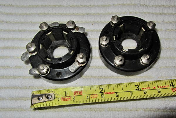 BOWYER LOWE, VALVE BASES, B4/B5, BRITISH 4/5 PIN FROM 1935