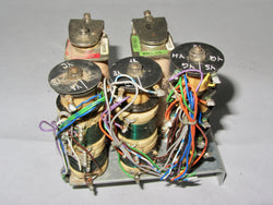 POST OFFICE RELAY MODULE, THOUGHT TO BE FROM ,GMT34 UNIT