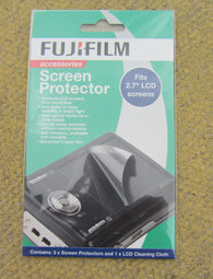 Fujifilm, Screen Protector, for 2.7 Inch LCD Screen