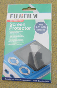 Fujifilm, Screen Protector, for 2.5 Inch LCD Screen