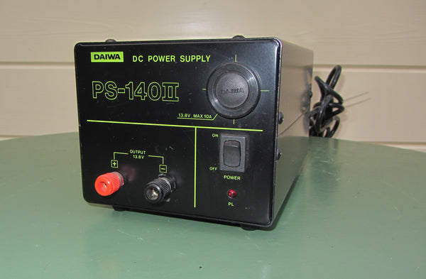 Daiwa PS-140IIA 12amp Power Supply