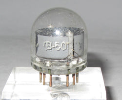 8037, B-5031, 15.5mm,Nixie, numeric tube, manufactured by Burroughs
