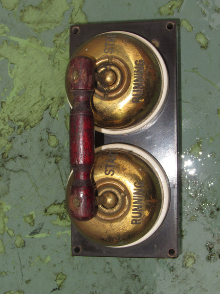 CEC BAKELITE BODIED  2uF CAPACITOR FROM 1933