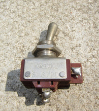 BULGIN S276PD PEAR DOLLY DPST SWITCH