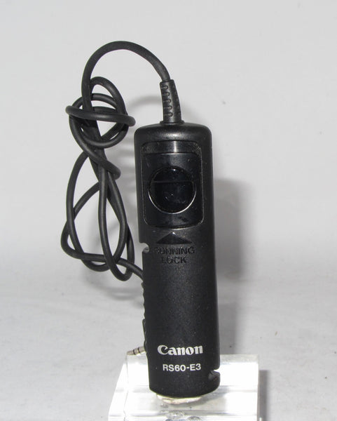 Canon, 2469A002, Remote Switch, RS60- E3, EOS, Powershot cameras