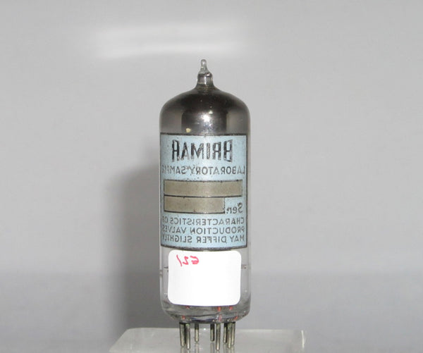 BRIMAR, EX DEVELOPMENT LAB, SAMPLE VALVE,B9A BASE