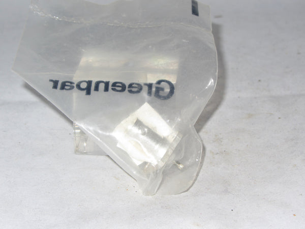 TE Connectivity Greenpar Series Straight 50Ω Panel Mount BNC Connector, jack,Female Socket Nickel, Solder Termination