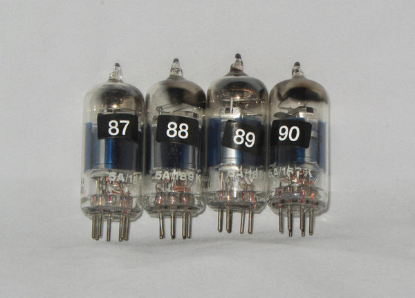 5A/189K STC  MILITARY GRADE, CV850, CV4014, EF91, 6AM6, 6F12 ,8D3, Z77, 5A/160K M8083, IDEAL FOR LITTLE DOT MKIII AMPLIFIER, RACAL, RA17, B40, EDDYSTONE 730/4, TR2002, 1OD/17997,  R1948, AN/APR-4