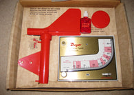 Dwyer Series Mark II Wind Speed Indicator, 0 to 80mph, 1 to 12 Beaufort Scale AS NEW BOXED MADE IN 1975 - MULLARD MAGIC - 1