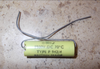 TCC, DUOMOLD, 0.001uF @ 1500V, AXIAL, CAPACITORS, BAG OF 7X