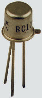 BCY70, PNP, Bipolar, Transistor, ,Silicon, 200 mA, 40 V, 3-Pin, TO-18,