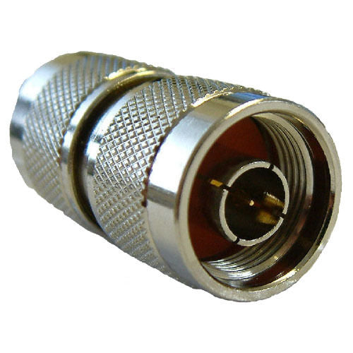 N-Type Male Plug to N Plug male straight RF Adapter coupler