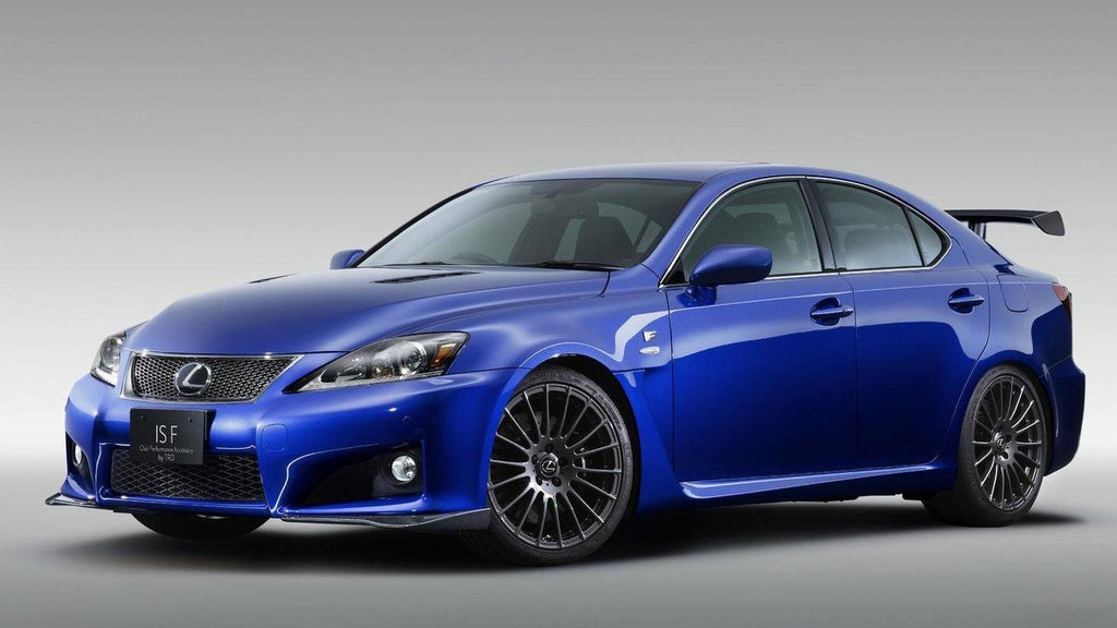 vF Tuner Support for Lexus ISF