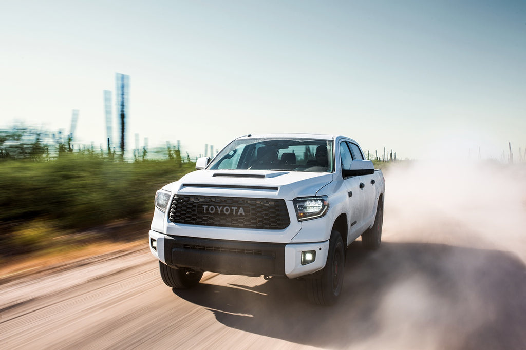 The Ultimate Tundra Tune. Flex Fuel, Map Switching. And more
