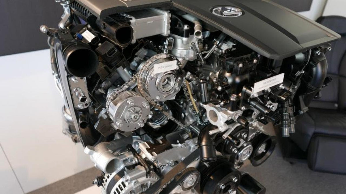 Toyota / Lexus V35A-FTS Twin Turbo Engine  Can it be tuned