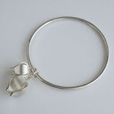 Beech drops bangle