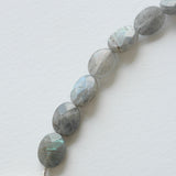 Labradorite meadow necklace