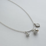 Lily charms bar pendant