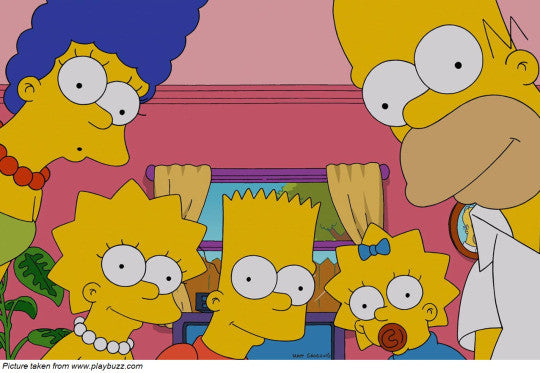 Cultural crossovers: The Simpsons feat. The Arts