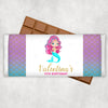Mermaid Chocolate Wrapper