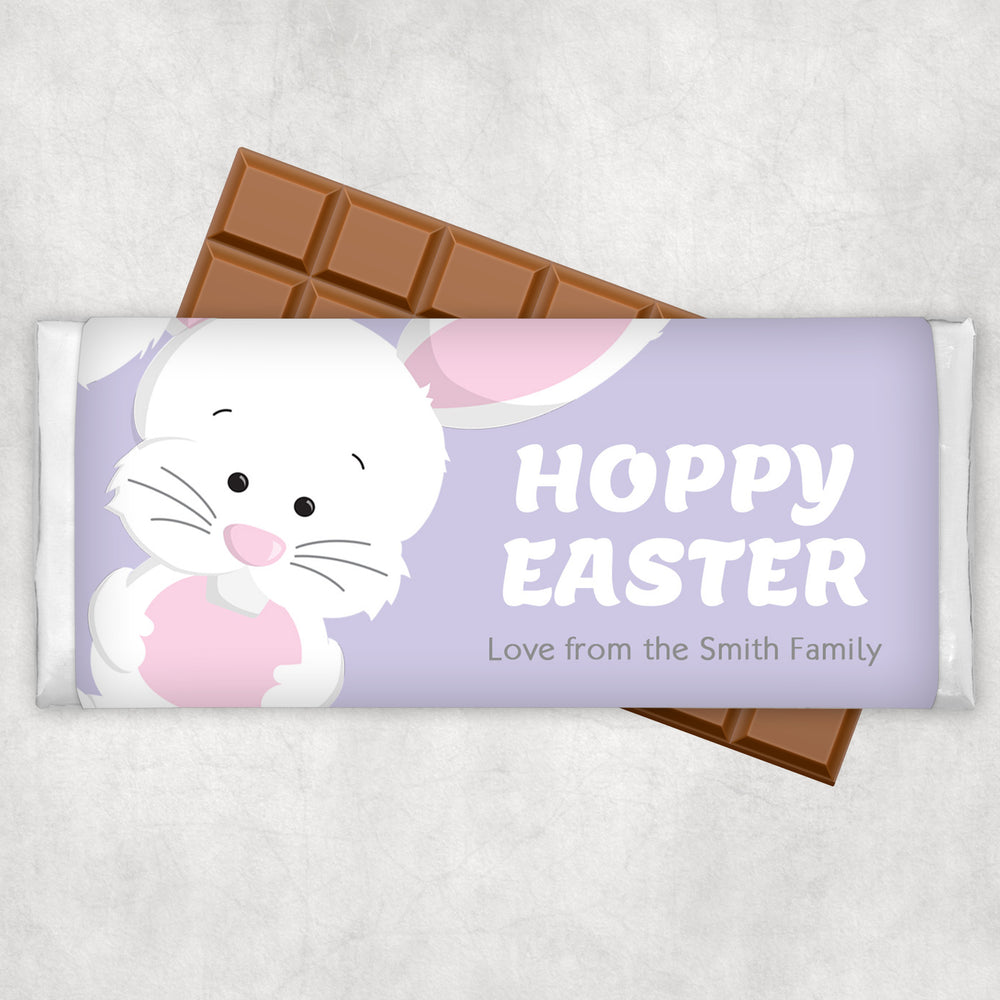 Easter Themed Chocolate Wrapper