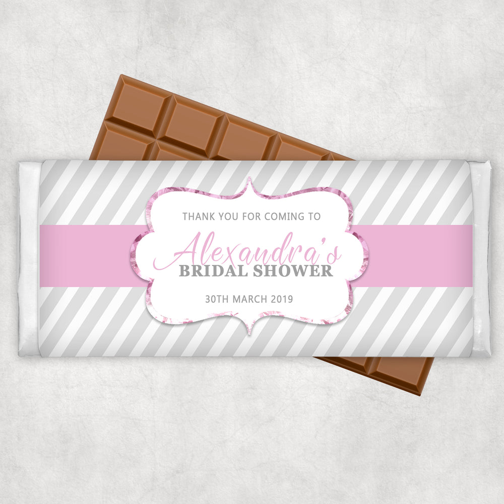 Bridal Shower Hens Chocolate Wrapper