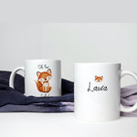Oh For Fox Sake Personalised Ceramic Coffee Tea Mug