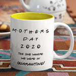 Mothers Day Friends Inspired Personalised Ceramic Coffee Tea Mug