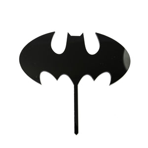 Batman Acrylic Cake Topper