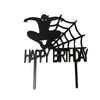 Spiderman Acrylic Cake Topper