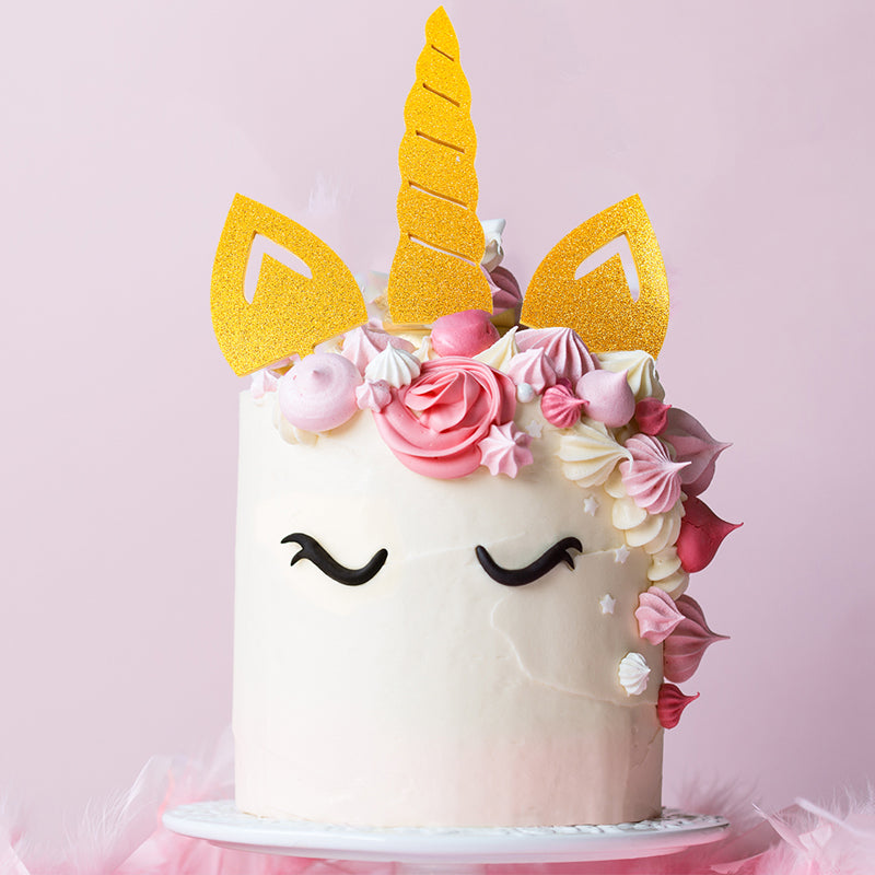 Unicorn Acrylic Cake Topper