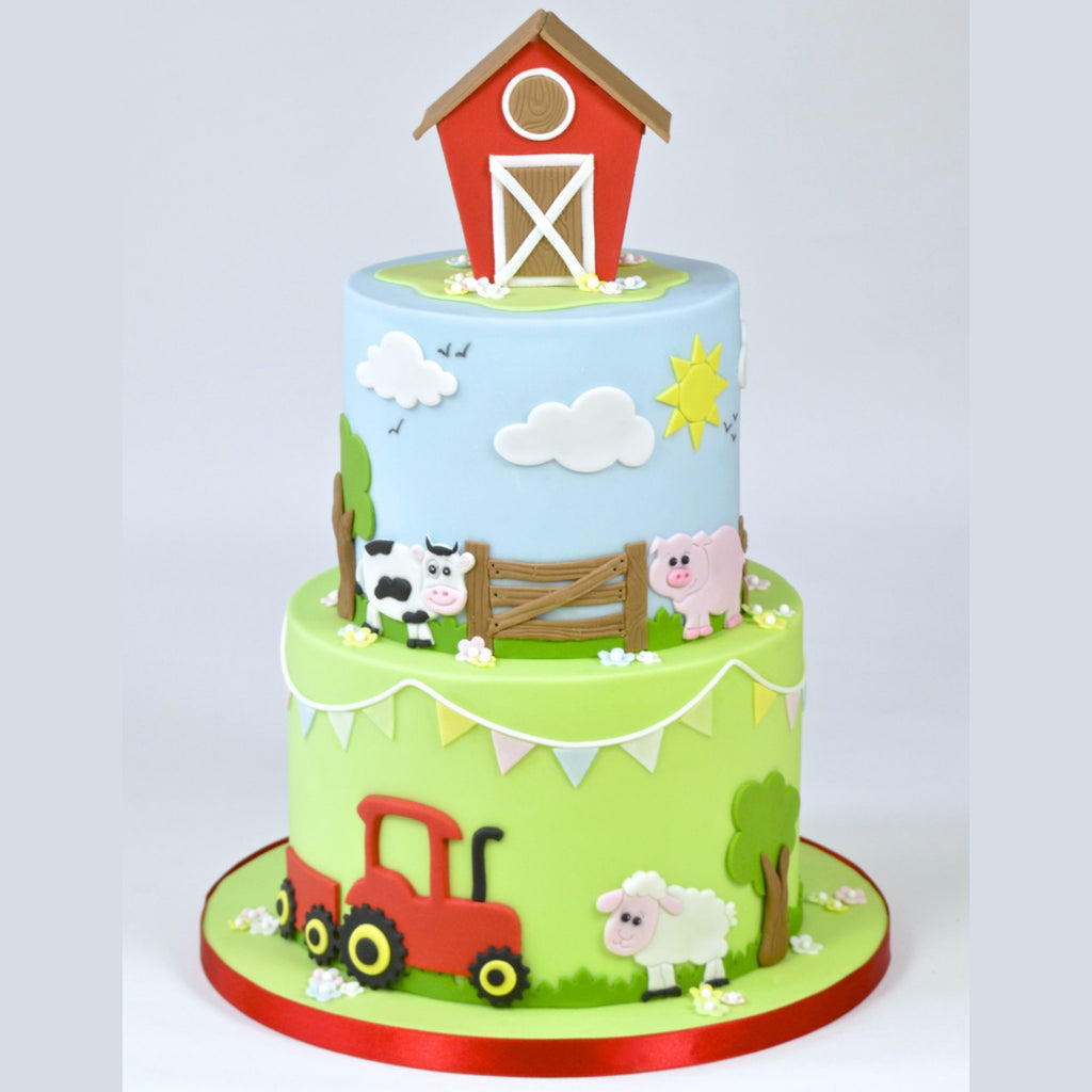 Farm Animal Tappit Set