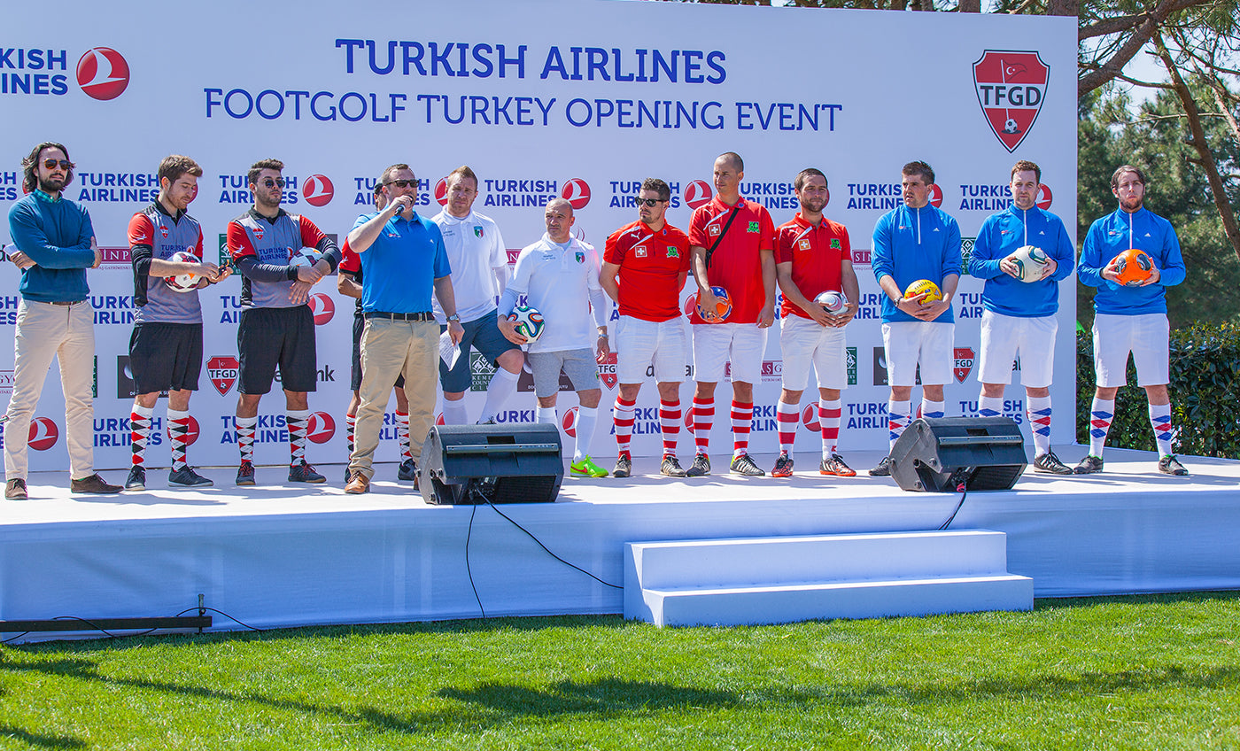 Footgolf Türkiye Opening Event