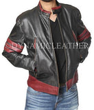 X-Men Wolverine Logans XO Replica Leather Jacket Biker Style BNWT