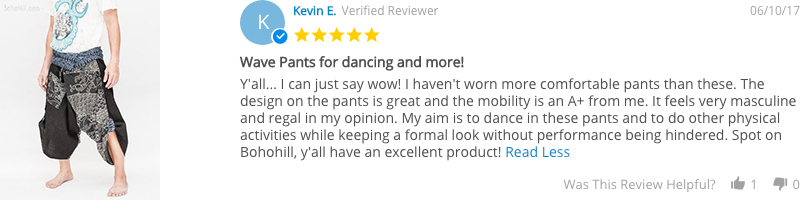 one of a kind samurai pants wrap around tribal martial art dancing performance trousers burning man style review
