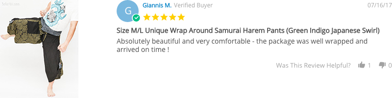 unique active samurai hakama trousers one of a kind performance harem pants fold over waist review