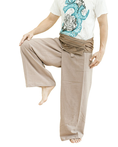 29dca3a22d8 ... extra long thai fisherman pants flexible relaxed low crotch aztec inca  tribal wrap around fold over ...