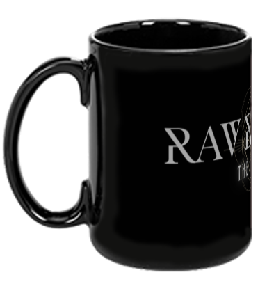 "Ravenscry ""The Invisible"" Logo Mug"