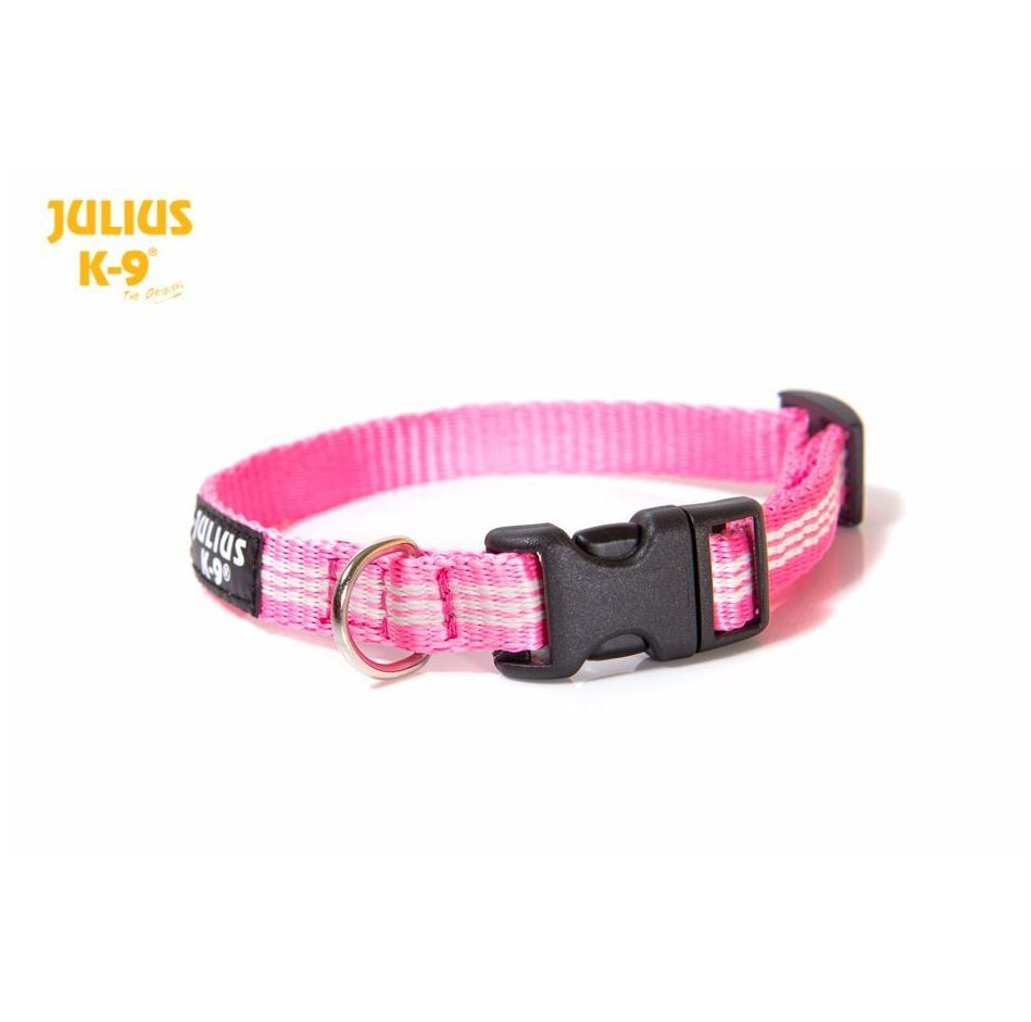 JULIUS K9 Puppy Collar, Tubular Webbing