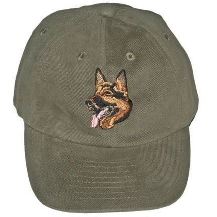 Schweikert Embroidered Hat German Shepherd